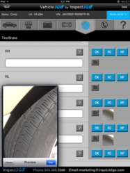 Car, Truck Inspection Software